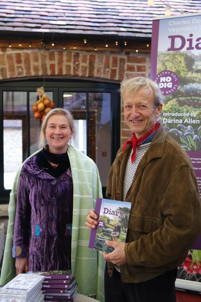 Charles Dowding Diary 2016