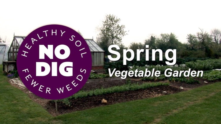 No dig veg garden in the spring, video thumbnail