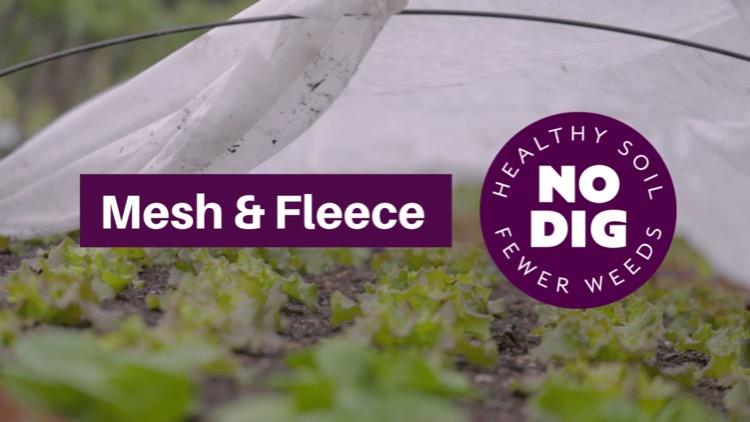 Video thumbnail fleece & mesh
