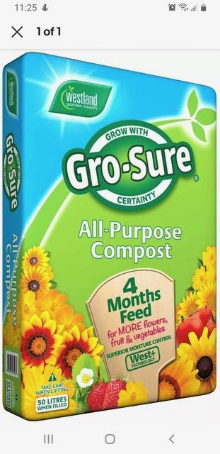 Westland compost, how do you know?