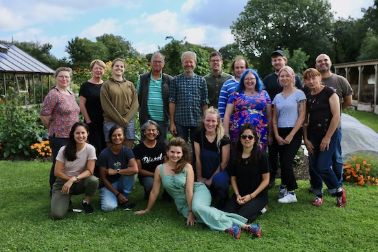 Course weekend group in August